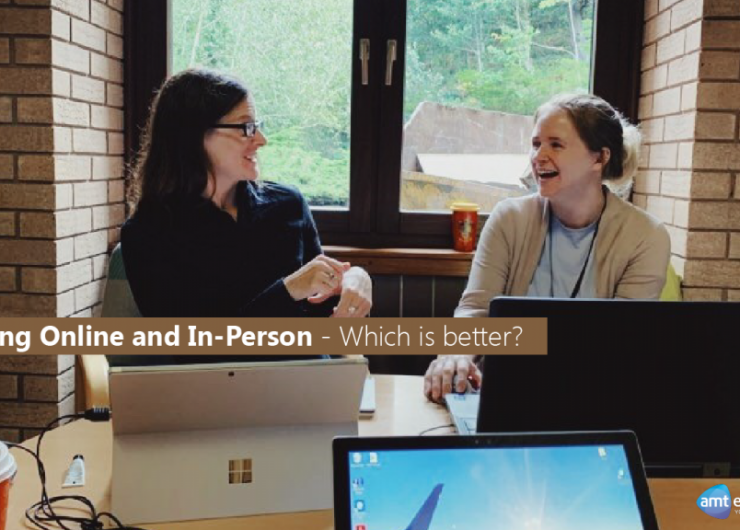 Training Online or In-Person: Which is Better?
